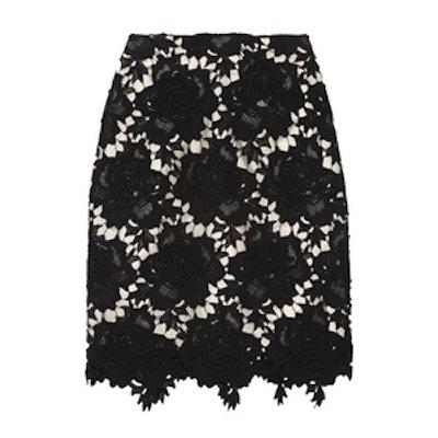 Star Crochet Skirt