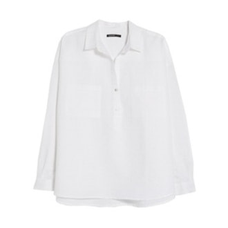 Linen Oversize Shirt