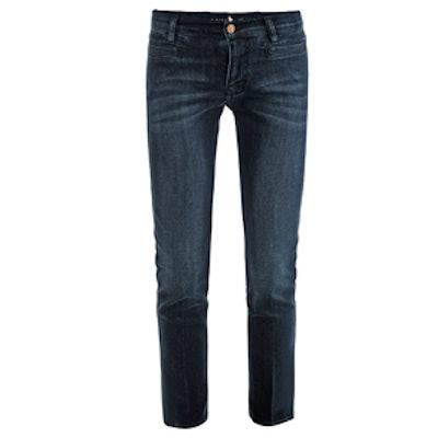 Paris Mid-Rise Skinny Jeans