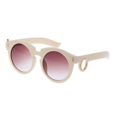 Cream-Colored Sunglasses