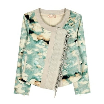 Augustine Fringe Jacket