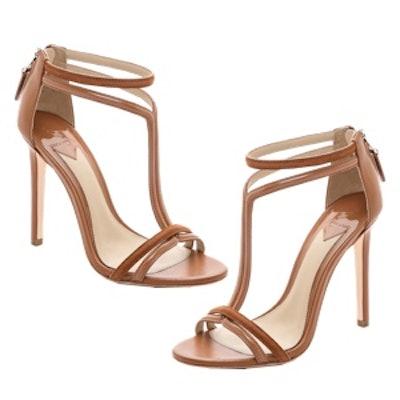 Lydia T-Strap Sandals