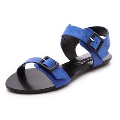 Britnii Flat Sandals