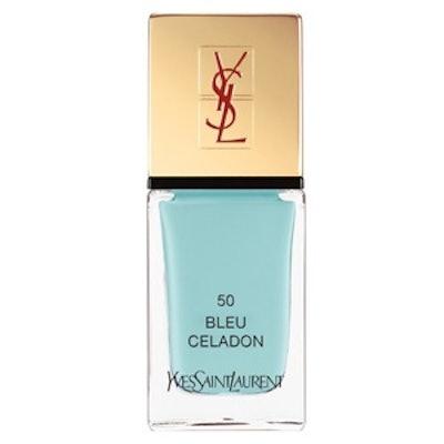 Nail Lacquer in Bleu Celadon