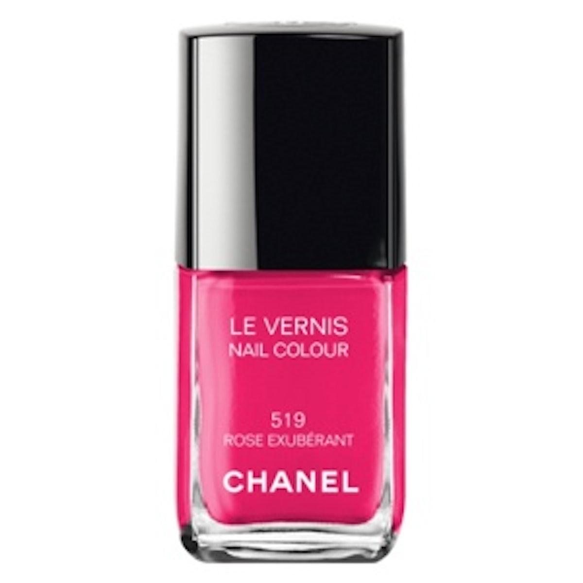 Le Vernis Nail Color in Rose Exuberant 519