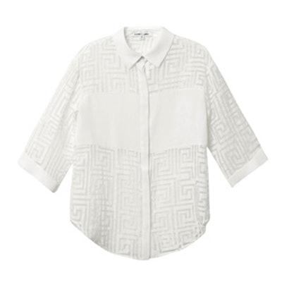 Brett Burnout Shirt