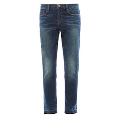 Tailored Boyfriend Jeans