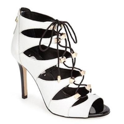 Legari Lace-Up Sandals
