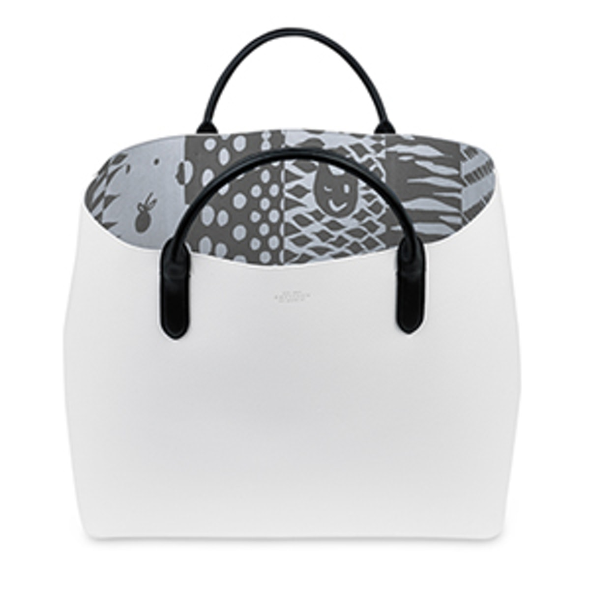 Large Leather Tote