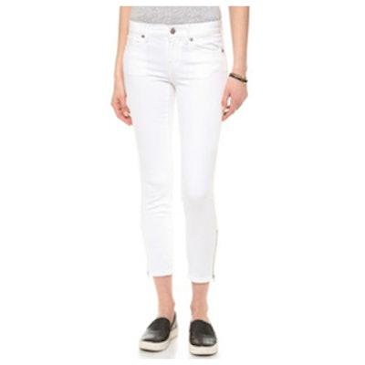 Skinny Skinny Cropped Jeans