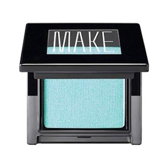 Satin Finish Eyeshadow in Aquamarine