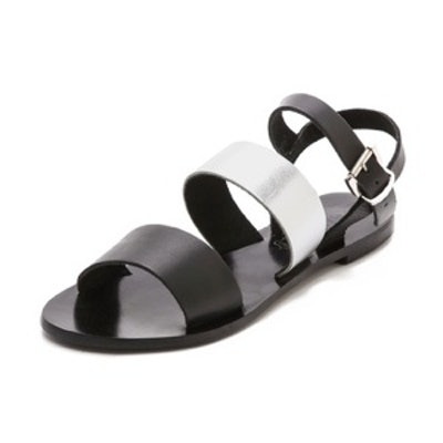 Double Band Sandals
