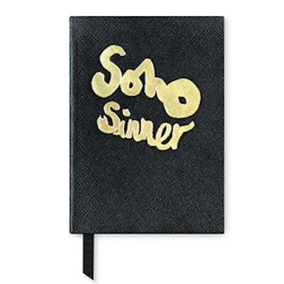 Soho Sinner Notebook