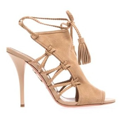 Sahara Suede Sandals