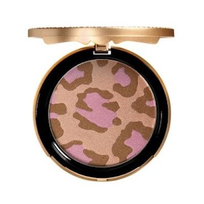 Pink Leopard Blushing Powder