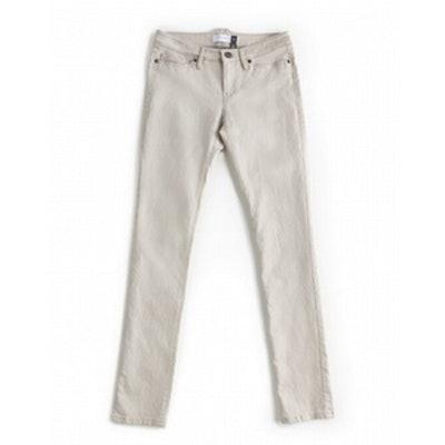 Skinny Jeans in Rose Gold