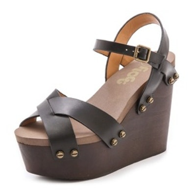 Lilliana Wedge Sandals