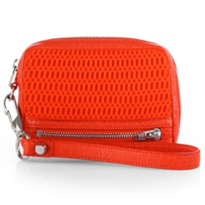 Perforated Wristlet
