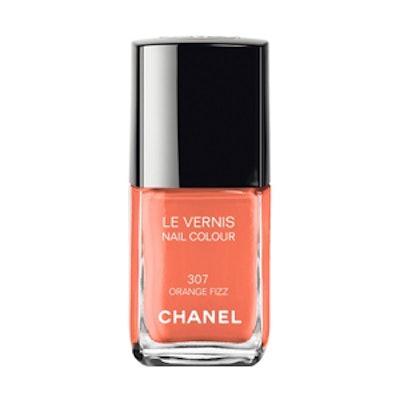 Orange Fizz Le Vernis Nail Colour