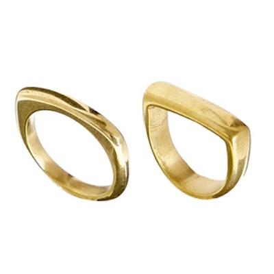 Smooth Ring Set