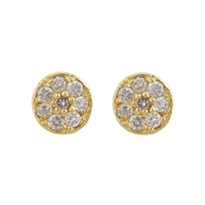 Diamond & Gold Studs