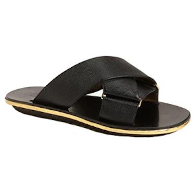 Cross Slide Sandal
