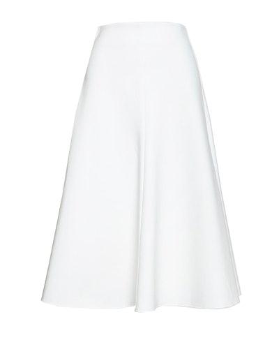 Ponte Midi Skirt