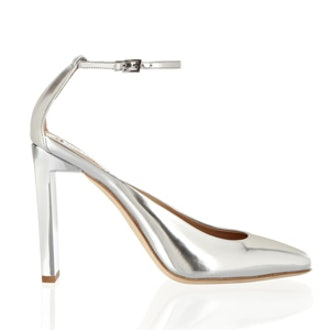 Atlas Mirrored Leather Pumps