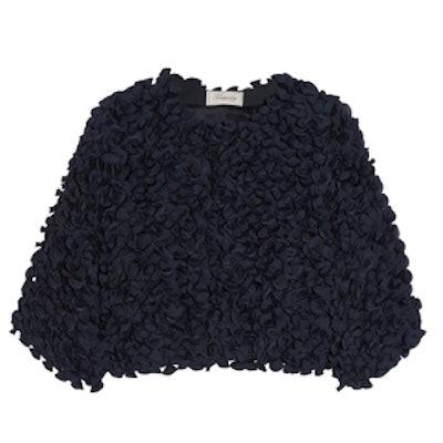 Silk Crepe Jacket