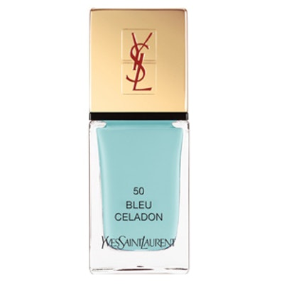 Bleu Celadon Nail Lacquer