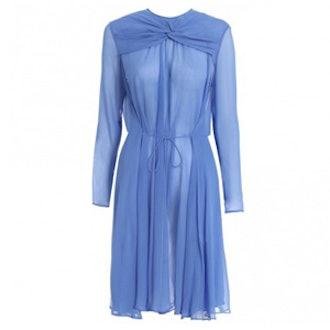 Silk Swing Twist Dress