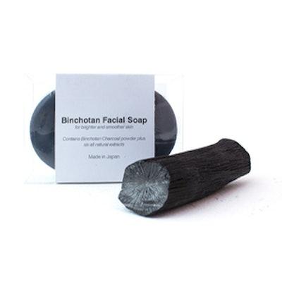 Charcoal Powder Facial Soap