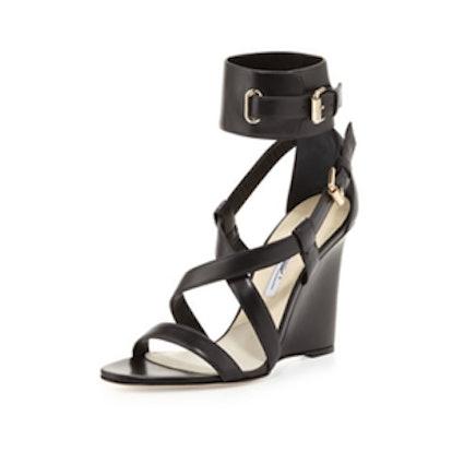 Ankle Wrap Sandal