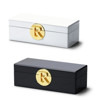 Monogrammed Jewelry Boxes