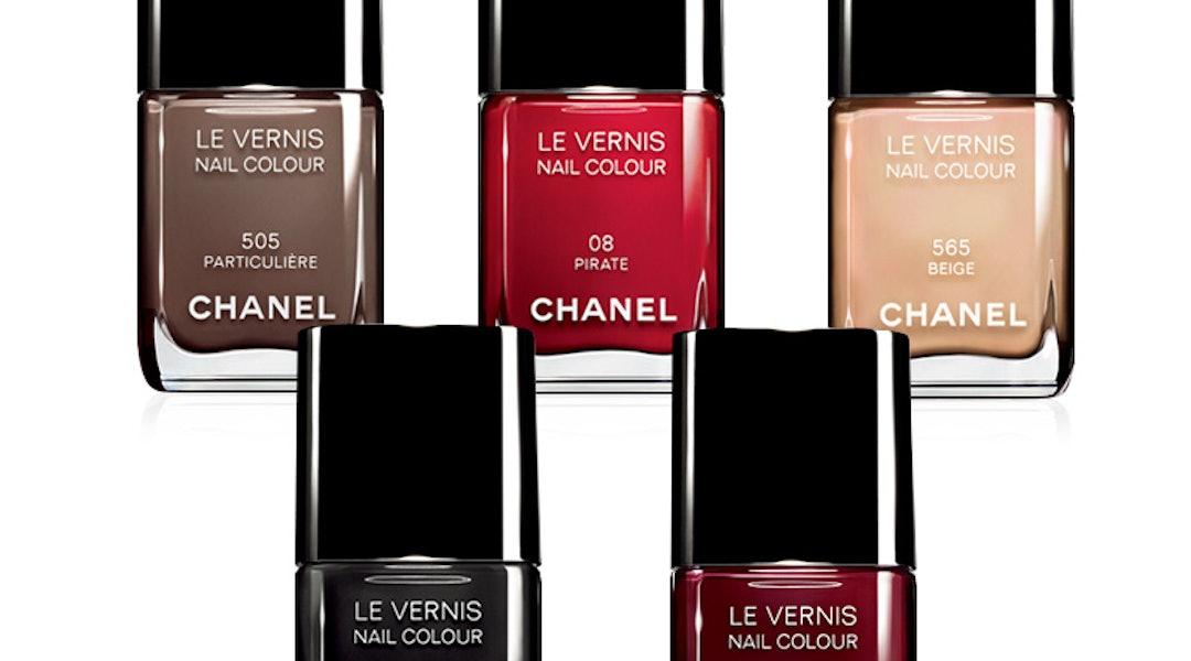Chanel\'s Cult Classic Nail Polish