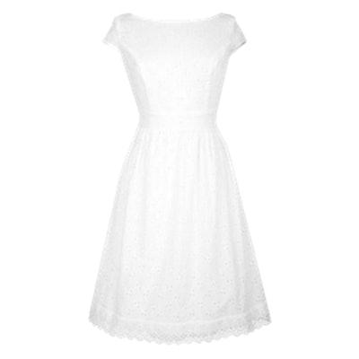 Lillie Eyelet Dress