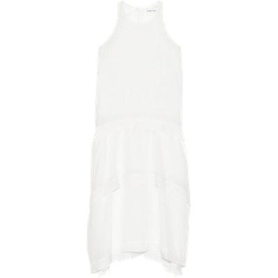 Maylie Silk Crepe Dress