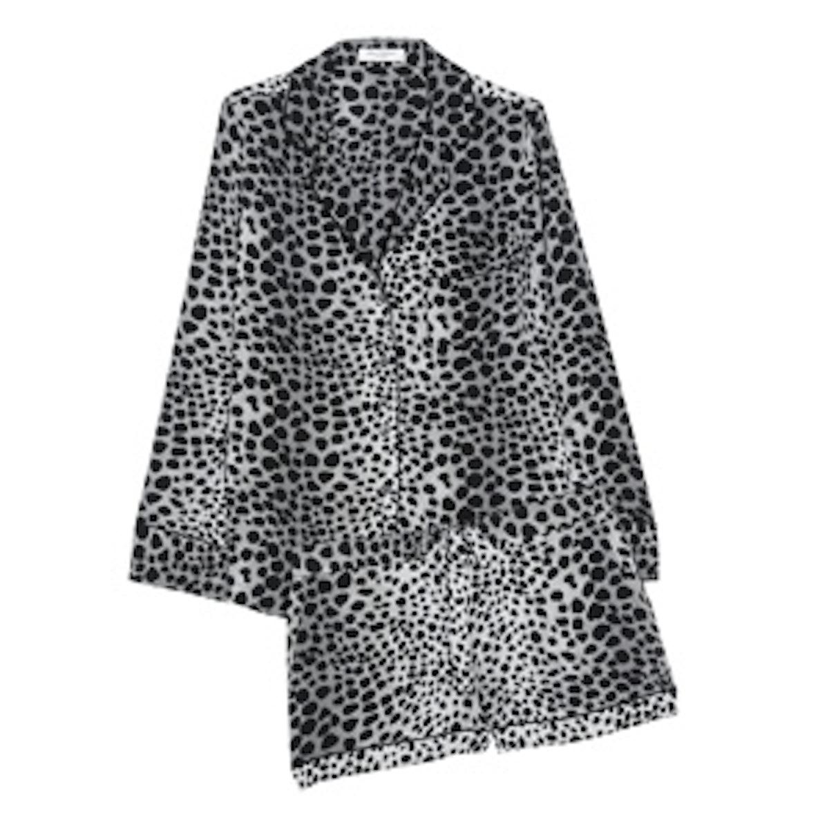 Washed Silk Pajama Set