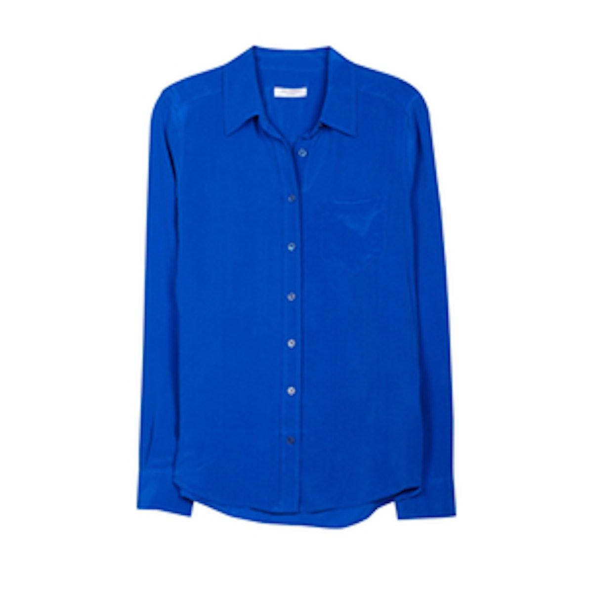 Brett Regal Blue Shirt