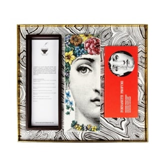 Flora Wood and Incense Box