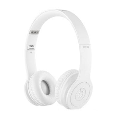 Solo Headphones in Matte White