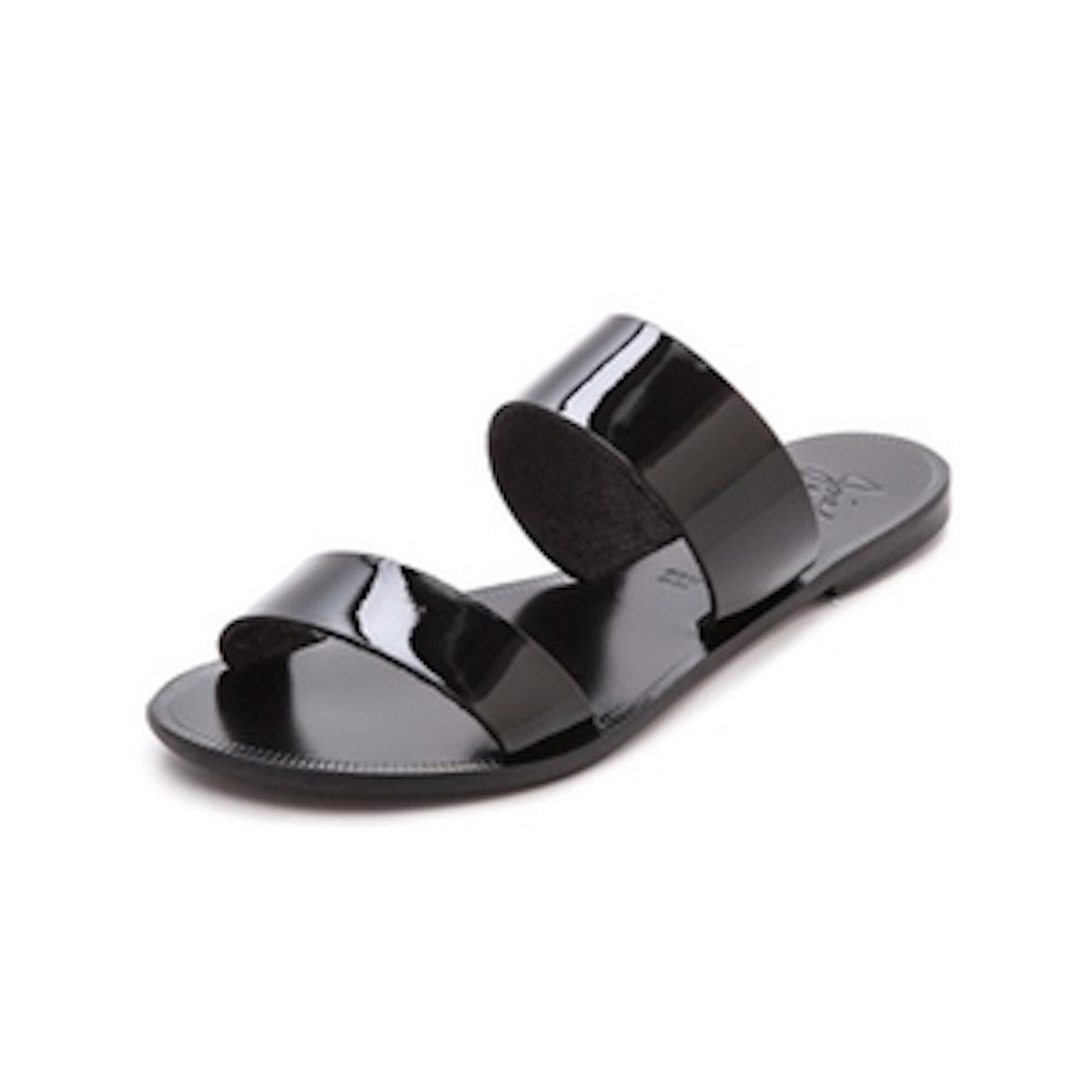 Sable Two Band Sandal