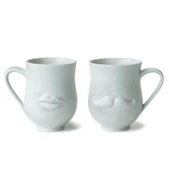 Mr. & Mrs. Reversible Mug