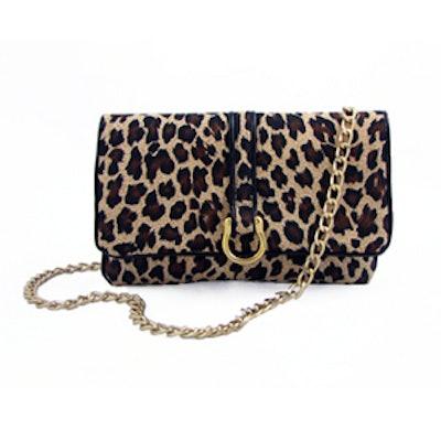 Leopard Flat Waist Bag