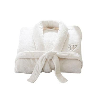 Monogrammed Luxe Cozy Robe