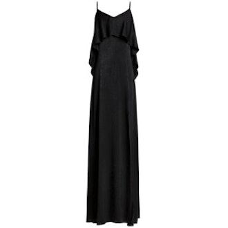 Saint Augustine Dress in Obsidian Black