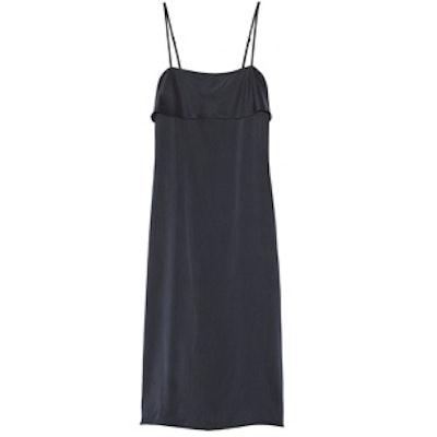 Silk-Saint Slip Dress