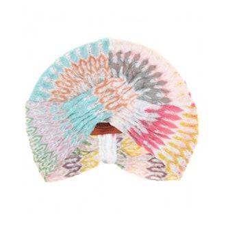 Crochet-Knit Turban