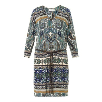 Althea Paisley Dress