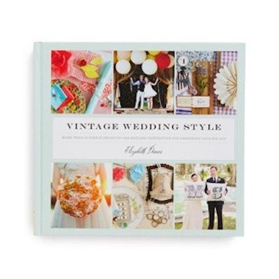 Vintage Wedding Style DIY Book